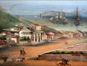 MONTEREY'S PATH OF HISTORY